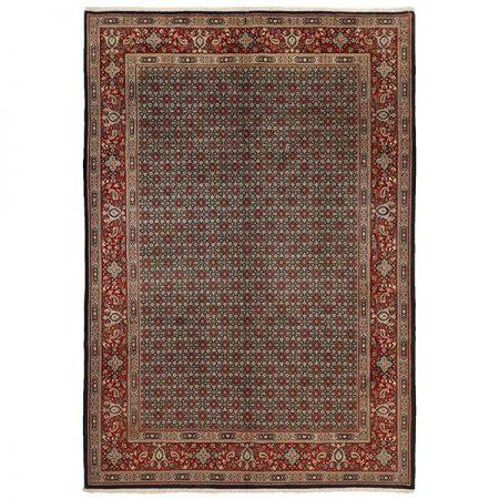 Ægte tæppe Reza Iran Moud Mahi Sherkat - 294x203 cm.