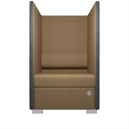 Kulik System - Private Line - Akustiksofa - Bronze -