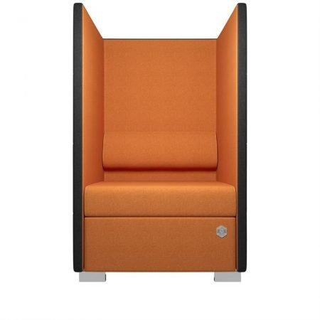 Kulik System - Private Line - Akustiksofa - Orange -