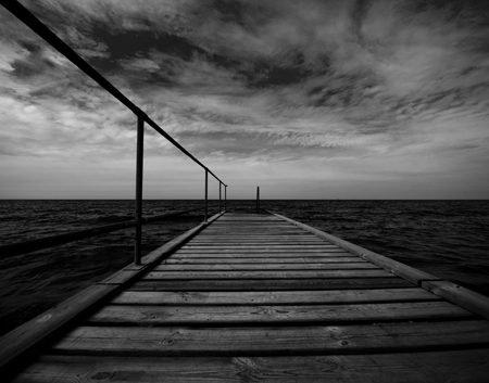 Walk the faded line af David Foli