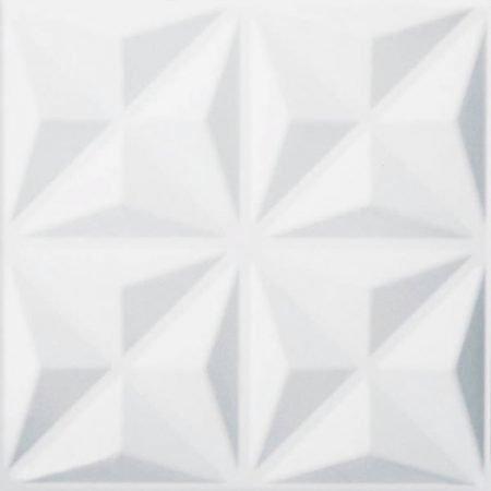 WallArt 3D vægpaneler diamantformer 12 stk GA-WA17